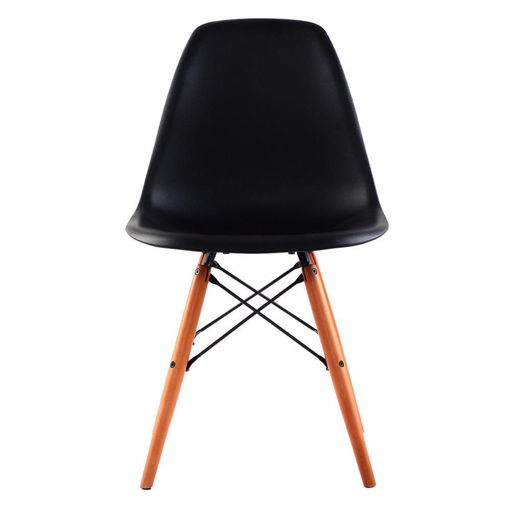 2 Piece Modern Minimalist Dining Chairs