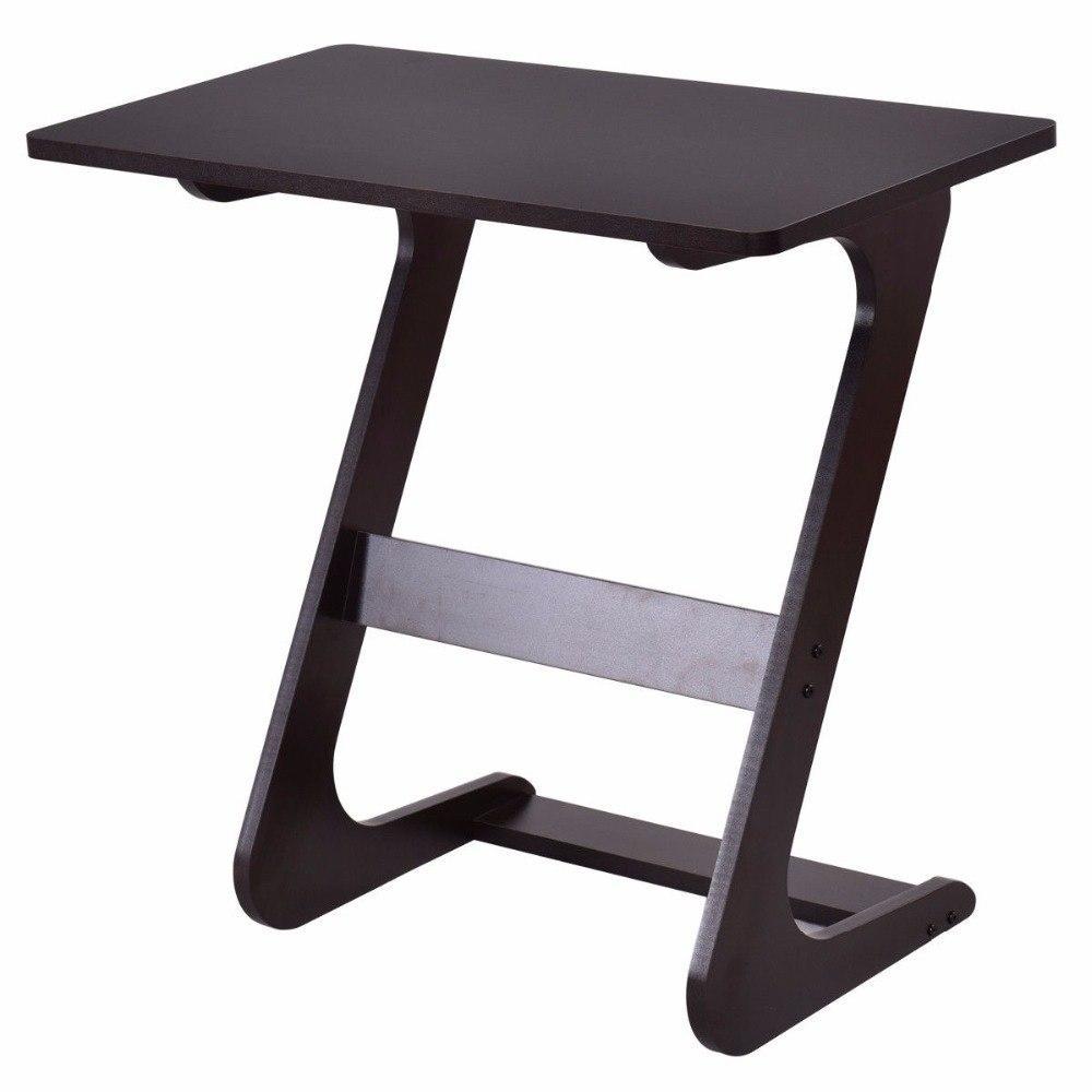 Portable Modern End Table