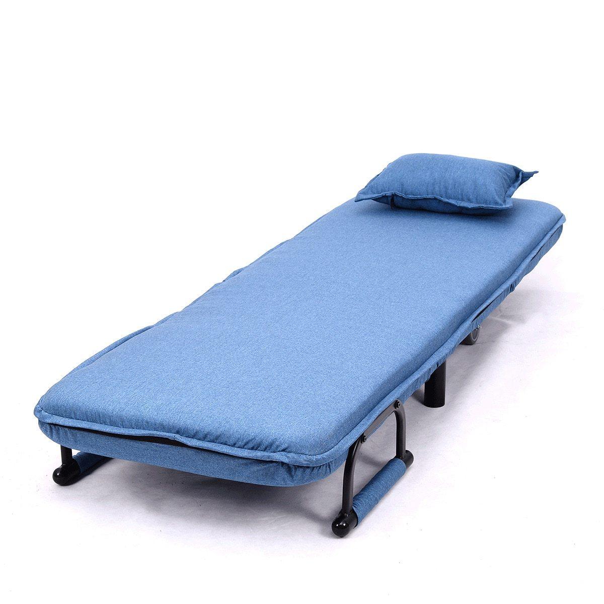 Modern Convertible Sleeper Arm Chair